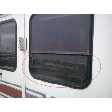 LeSharo Phasar Glass tilt side window 24 1/2 wide