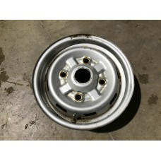 "LeSharo Phasar close out USED Steel Wheel 14"" - 6002"