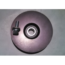 Vixen TD pulley double sheave with heavy duty bearing