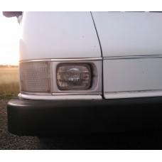 Vixen ALL headlight bezel (pair)