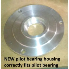 Vixen TD clutch pilot bearing housing