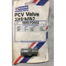 Close Out Nissan PCV Valve Pt # 11810-F0502